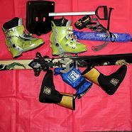 Как выбрать горные лыжи, сноуборд и прочее снаряжение