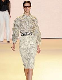 классическая юбка в моде сезона 2011 года