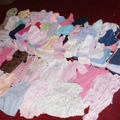вещи к рождению ребенка