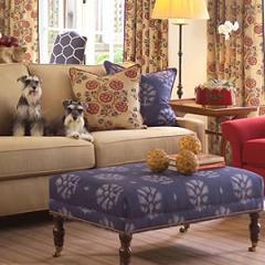 ткани для оббивки мебели