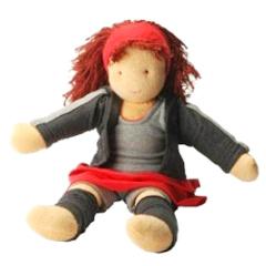 вальдаровская кукла