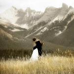Свадьба в горах - необычно и очень романтично