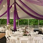 Варианты оформления зала на свадьбу